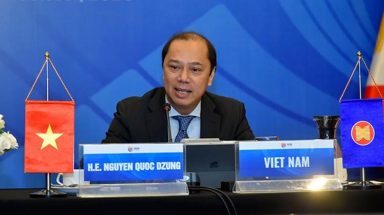 Việt Nam tích cực chuẩn bị cho Hội nghị Cấp cao ASEAN 37 theo kế hoạch ảnh 2