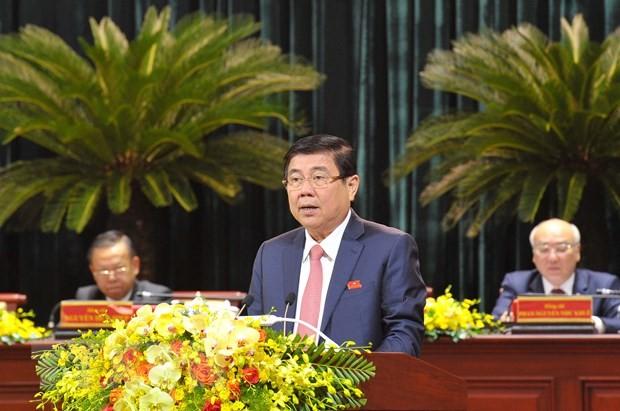 Ông Nguyễn Văn Nên được bầu giữ chức Bí thư Thành ủy TP.HCM ảnh 1