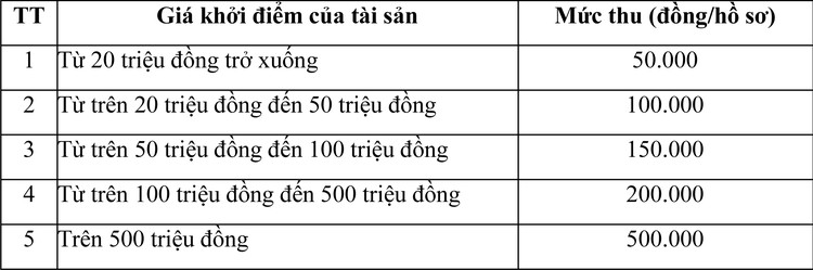 Ngày 30/10/2020, đấu giá dây cáp điện ngầm trung thế tại tỉnh An Giang ảnh 1