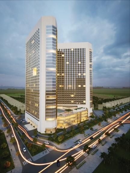 Tập đoàn BRG động thổ và công bố triển khai Dự án Tổ hợp Khách sạn BRG Danang Golf Resort ảnh 1