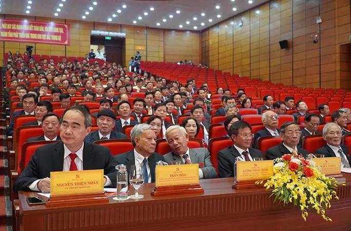 Danh sách 49 người trúng cử Ban chấp hành Đảng bộ tỉnh Quảng Bình ảnh 2