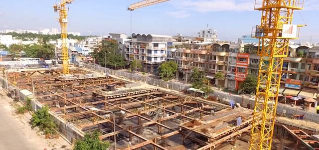 Nhiều cán bộ bị kiểm điểm vì cấp phép cho dự án bất động sản trái luật ảnh 1