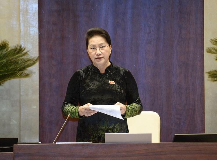 Phó Thủ tướng và các Bộ trưởng trả lời chất vấn ảnh 9