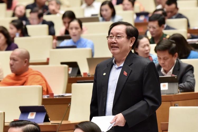 Phó Thủ tướng và các Bộ trưởng trả lời chất vấn ảnh 5