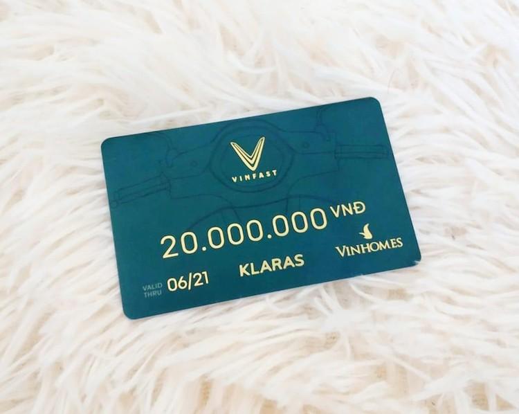 Bí kíp tiết kiệm cả chục triệu đồng khi mua xe máy điện VinFast KlaraS ảnh 1