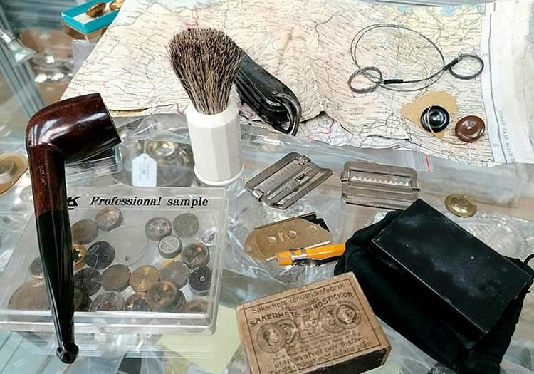 Bán đấu giá loạt thiết bị độc đáo của điệp viên Anh trong Thế chiến II ảnh 4