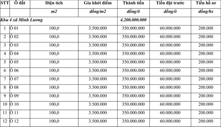 Ngày 10/12/2020, đấu giá quyền sử dụng đất tại huyện Đoan Hùng, tỉnh Phú Thọ ảnh 1