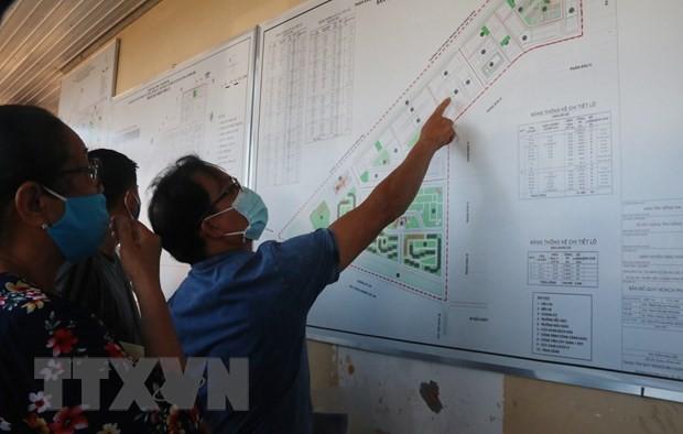 Dự án sân bay Long Thành: 94 hộ đầu tiên bốc thăm suất đất tái định cư ảnh 1
