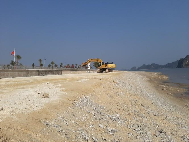 Quảng Ninh: Dự án BĐS 'hot' nhất Vân Đồn bị phạt vì lấn chiếm trái phép vịnh Bái Tử Long ảnh 1