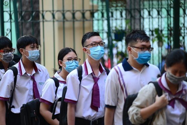 Hơn 1,7 triệu học sinh TPHCM đi học trở lại sau đợt nghỉ dài ảnh 4