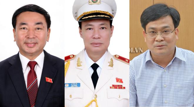 Giới thiệu Ủy viên Bộ Chính trị, Bộ trưởng Công an Tô Lâm ứng cử Quốc hội khóa 15 ảnh 1