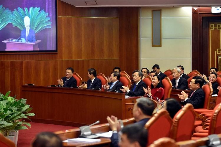 Xác định nội dung, bước đi trong cụ thể hoá chỉ đạo thực hiện Nghị quyết Đại hội XIII ảnh 1