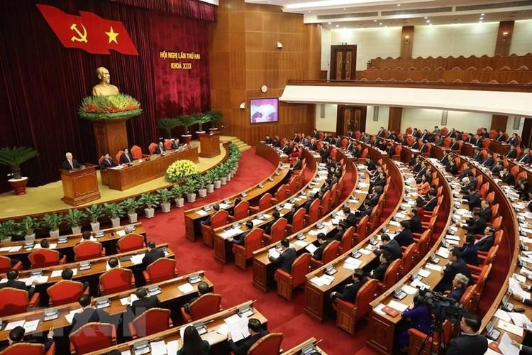Bộ Chính trị đề nghị Trung ương kiện toàn các chức danh lãnh đạo các cơ quan nhà nước tại kỳ họp thứ 11 Quốc hội khoá XIV ảnh 3