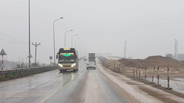 Hình ảnh 8 km cao tốc Bắc - Nam qua Ninh Bình sắp thông xe ảnh 6