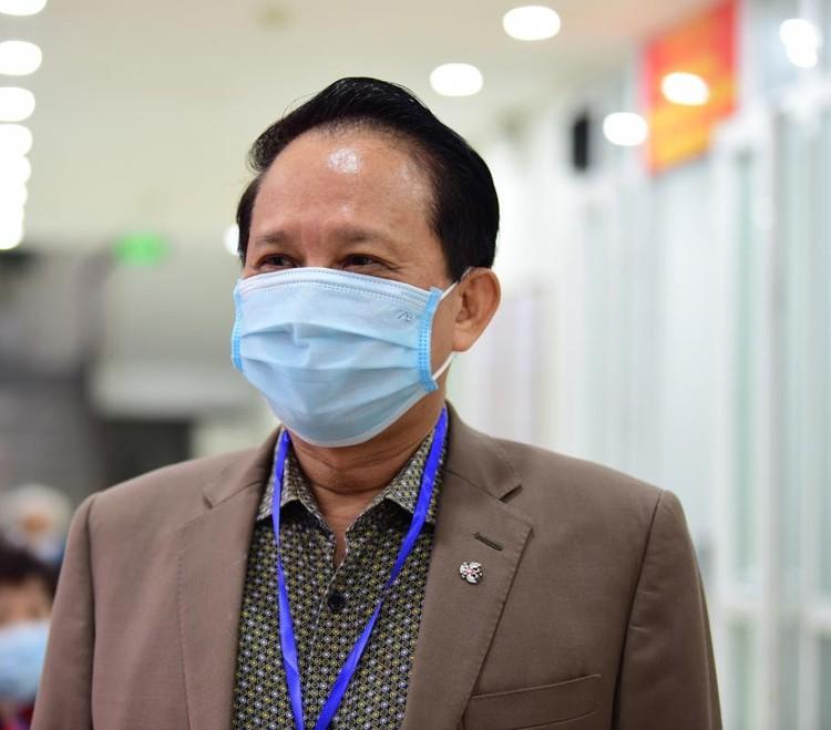 Nhiều người nhận hồ sơ tự ứng cử đại biểu Quốc hội tại Hà Nội ảnh 4