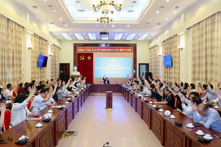 Giới thiệu Bộ trưởng Bộ Kế hoạch và Đầu tư tái cử đại biểu Quốc hội khóa XV ảnh 1