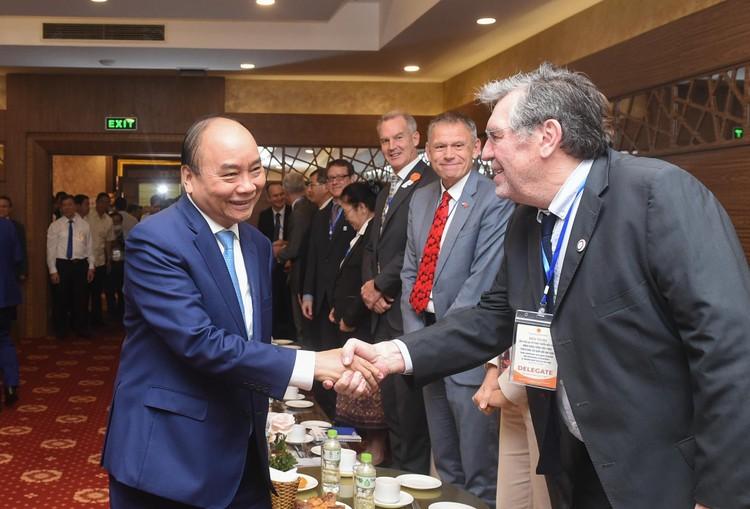 Các đối tác phát triển, tổ chức quốc tế cam kết hỗ trợ phát triển bền vững ĐBSCL ảnh 2