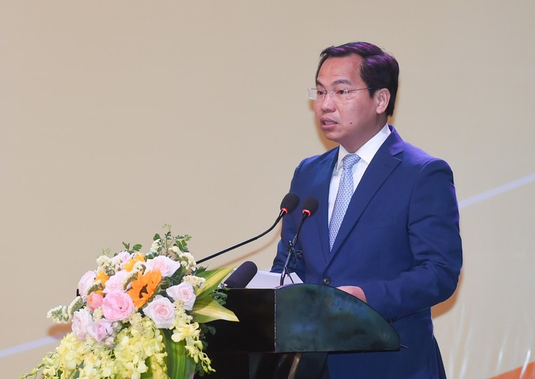 CHÙM ẢNH: Thủ tướng chủ trì hội nghị lần 3 về phát triển bền vững ĐBSCL ảnh 13