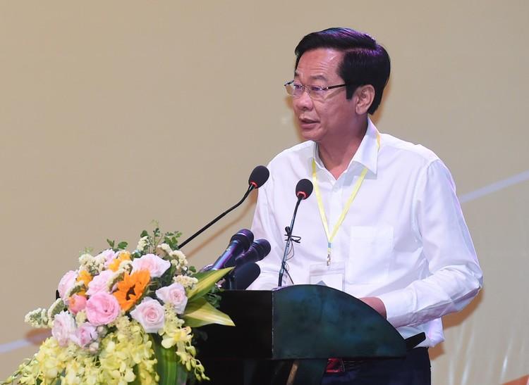 CHÙM ẢNH: Thủ tướng chủ trì hội nghị lần 3 về phát triển bền vững ĐBSCL ảnh 15