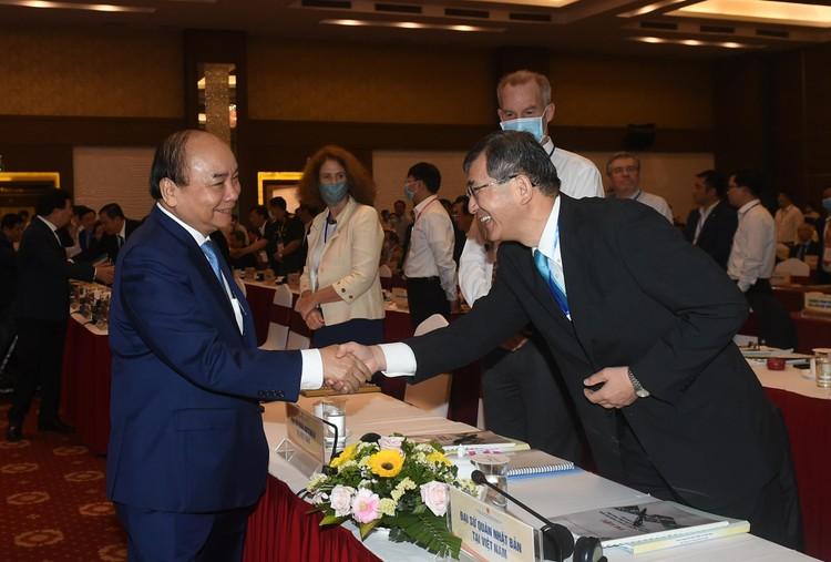 CHÙM ẢNH: Thủ tướng chủ trì hội nghị lần 3 về phát triển bền vững ĐBSCL ảnh 2