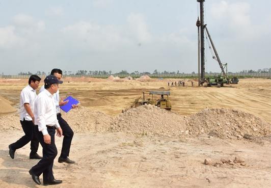 Tháo gỡ vướng mắc cho dự án nhà ga T2 sân bay Phú Bài ảnh 1