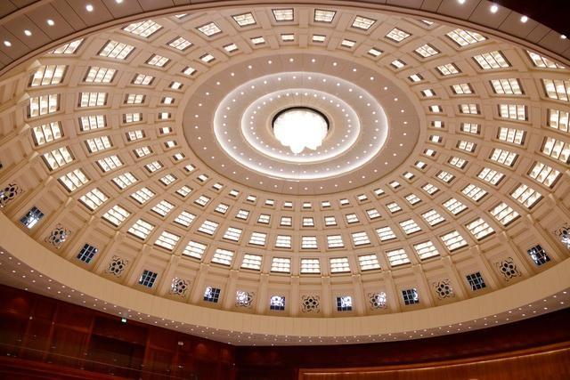 Việt Nam bàn giao Dự án Nhà Quốc hội Lào: Cận cảnh công trình ra sao? ảnh 7