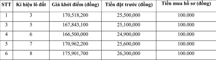 Ngày 10/4/2021, đấu giá quyền sử dụng đất tại huyện Ninh Hải, tỉnh Ninh Thuận ảnh 1