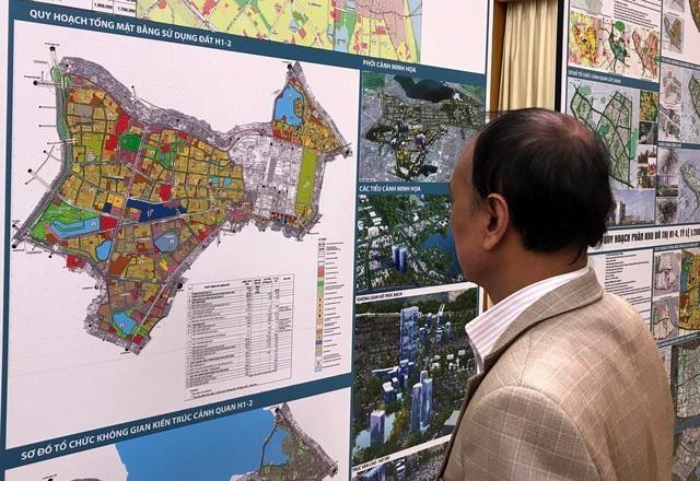 Hà Nội di dời 215.000 dân, không xây nhà cao tầng trong 4 quận trung tâm ảnh 1