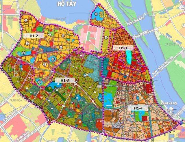 Hà Nội di dời 215.000 dân, không xây nhà cao tầng trong 4 quận trung tâm ảnh 2