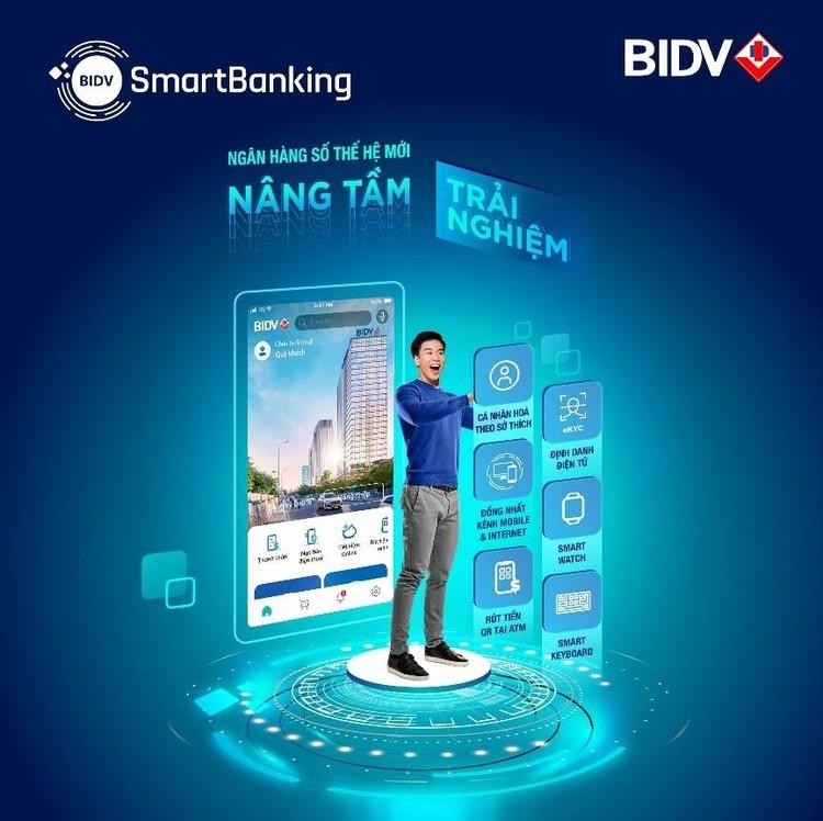 BIDV ra mắt SmartBanking thế hệ mới: Ngân hàng duy nhất đồng bộ trải nghiệm trên nhiều nền tảng ảnh 1