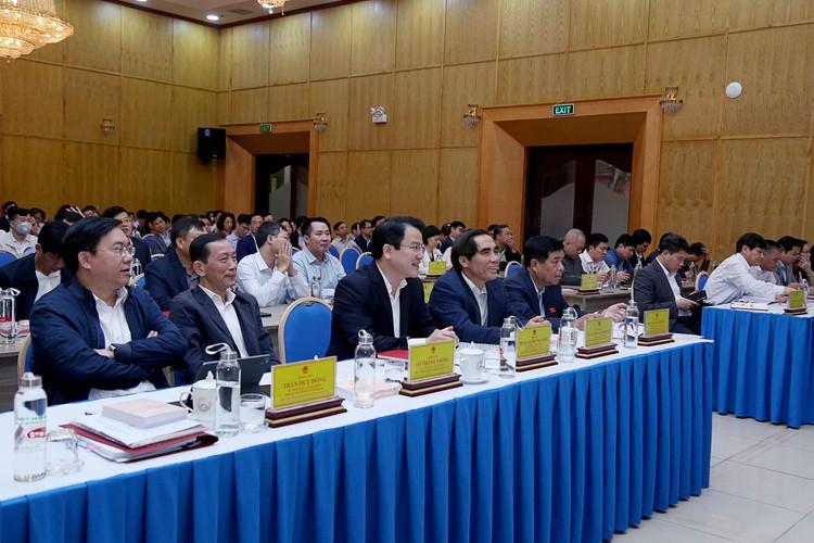 CHÙM ẢNH: Hội nghị quán triệt Nghị quyết Đại hội XIII của Đảng ảnh 8