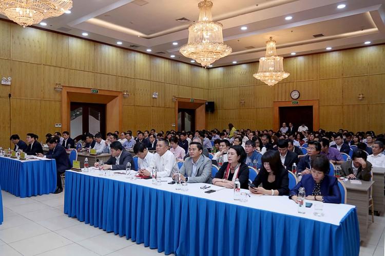 CHÙM ẢNH: Hội nghị quán triệt Nghị quyết Đại hội XIII của Đảng ảnh 10