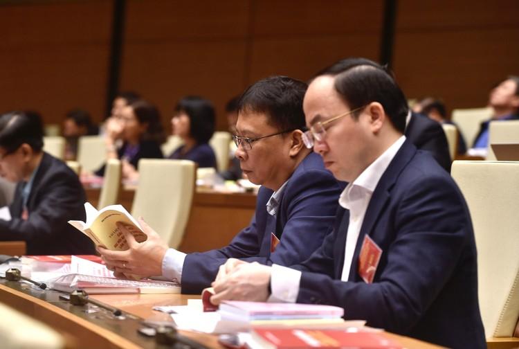 CHÙM ẢNH: Hội nghị quán triệt Nghị quyết Đại hội XIII của Đảng ảnh 5