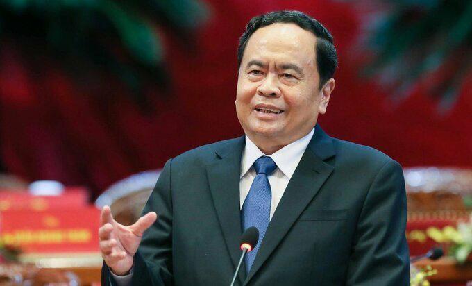 UBTVQH giới thiệu 3 nhân sự để bầu giữ chức Phó Chủ tịch Quốc hội ảnh 1