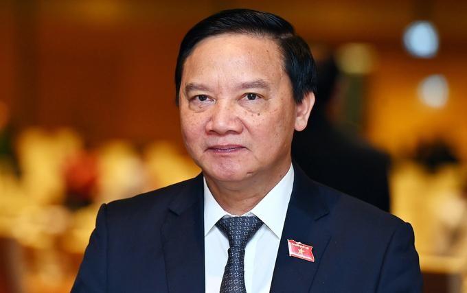UBTVQH giới thiệu 3 nhân sự để bầu giữ chức Phó Chủ tịch Quốc hội ảnh 2