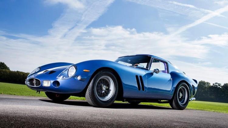 Siêu xe Ferrari cổ bán đấu giá hơn 70 triệu USD ảnh 2