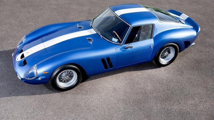 Siêu xe Ferrari cổ bán đấu giá hơn 70 triệu USD ảnh 3