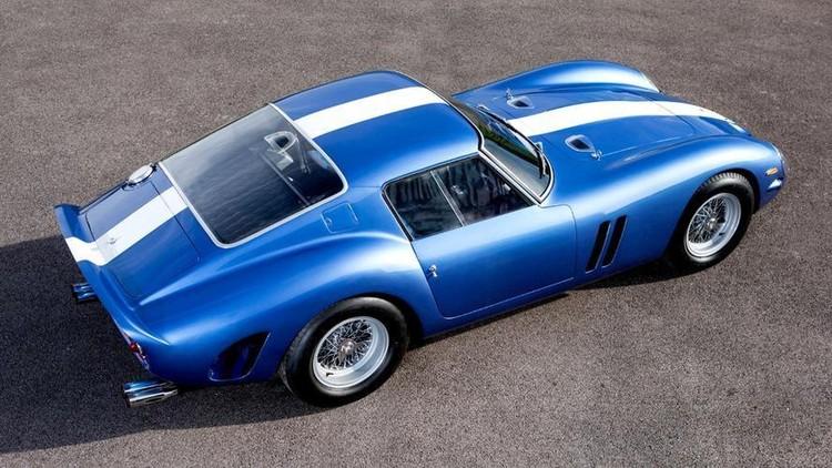 Siêu xe Ferrari cổ bán đấu giá hơn 70 triệu USD ảnh 4