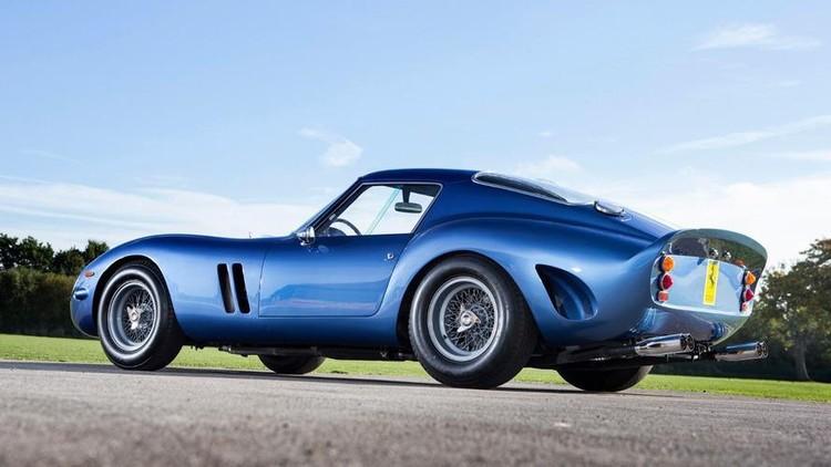 Siêu xe Ferrari cổ bán đấu giá hơn 70 triệu USD ảnh 8