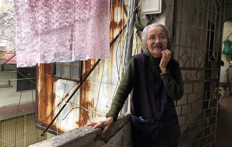 Rùng mình với những chung cư, tập thể cũ ở Hà Nội tiềm ẩn nguy cơ với người dân ảnh 17
