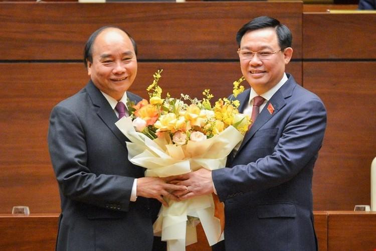 Chiều 2/4, ông Nguyễn Xuân Phúc được đề cử làm Chủ tịch nước ảnh 1