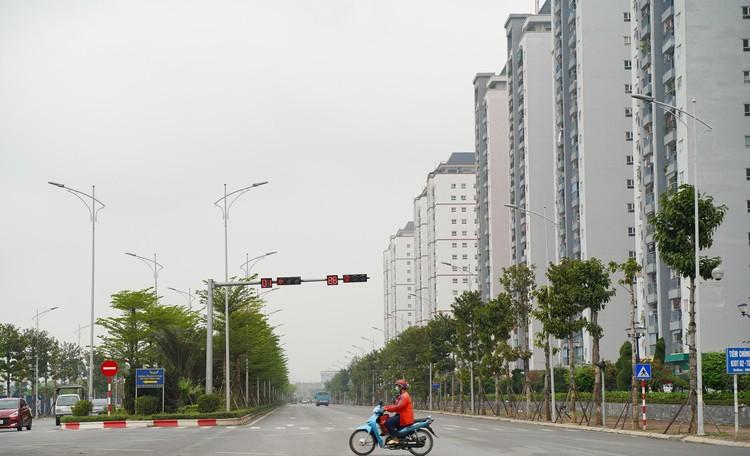 Toàn cảnh tuyến đường hơn 7.500 tỷ đồng kết nối 4 quận, huyện ở Hà Nội ảnh 10