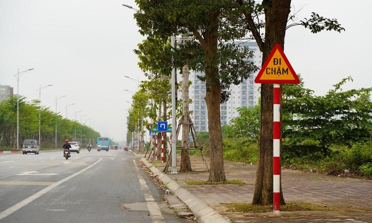Toàn cảnh tuyến đường hơn 7.500 tỷ đồng kết nối 4 quận, huyện ở Hà Nội ảnh 11