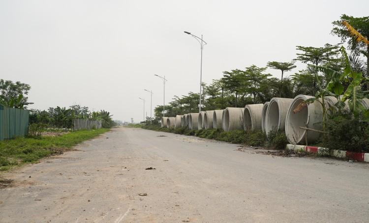 Toàn cảnh tuyến đường hơn 7.500 tỷ đồng kết nối 4 quận, huyện ở Hà Nội ảnh 14