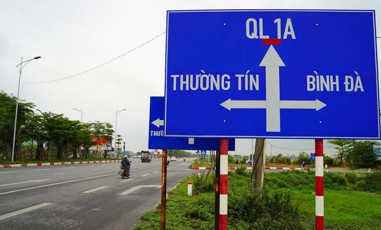 Toàn cảnh tuyến đường hơn 7.500 tỷ đồng kết nối 4 quận, huyện ở Hà Nội ảnh 3