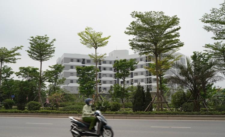 Toàn cảnh tuyến đường hơn 7.500 tỷ đồng kết nối 4 quận, huyện ở Hà Nội ảnh 5