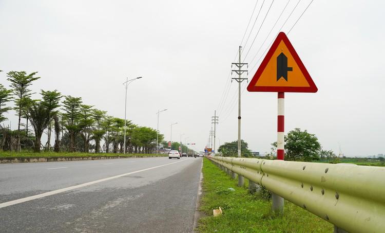 Toàn cảnh tuyến đường hơn 7.500 tỷ đồng kết nối 4 quận, huyện ở Hà Nội ảnh 8