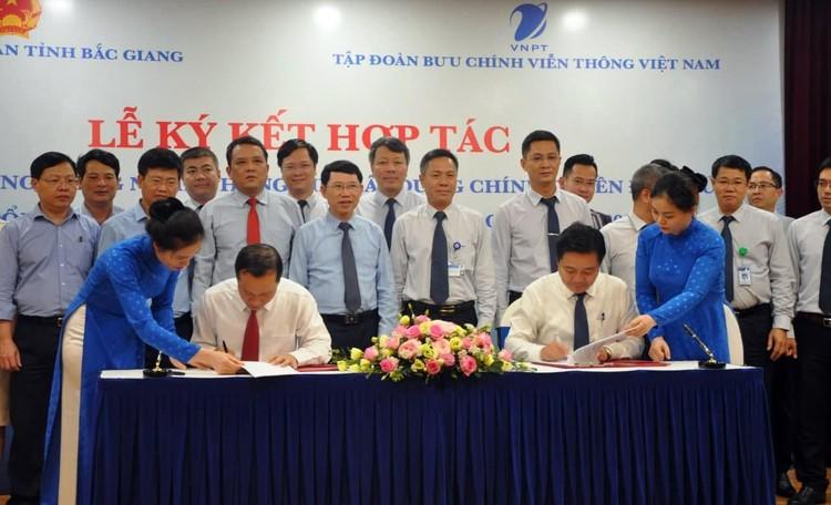 Bắc Giang hướng tới xây dựng Chính quyền điện tử hiệu quả ảnh 1