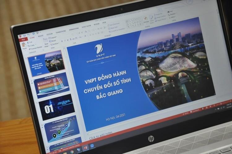 Bắc Giang hướng tới xây dựng Chính quyền điện tử hiệu quả ảnh 2