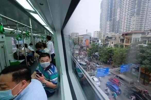 Đường sắt Cát Linh - Hà Đông chạy 6 phút/chuyến ảnh 1